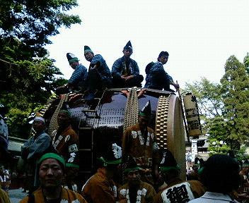 多摩の祭り