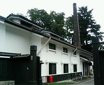 田村酒造酒蔵見学